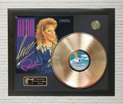 Blake Shelton Gold Record Reproduction Signature Series LTD Edition Display