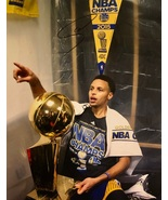 STEPHEN CURRY AUTOGRAPHED HAND SIGNED GOLDEN STATE WARRIORS 11x14 PHOTO... - $179.99