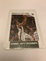 2015-16 Giannis Antetokounmpo Panini Hoops - $9.90