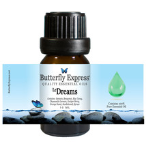 Dreams Essential Oil 100% Pure Butterfly Express sleep insomnia bed wetting - $22.42