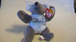 Mel the Koala Bear Ty Beanie Baby DOB January 15, 1996 Style 4162 - $6.92