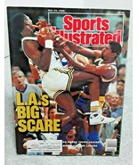 Sports Illustrated May 23 1988 Karl Malone Jazz Magic Johnson Lakers mag... - $6.79