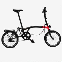 Litepro Folding Bike 16 Inch Internal 3 Speeds Steel Frame Mini Bike Frame Foldi - $1,230.00