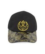 NEW Disney Parks Star Wars Resistance Alliance Baseball Cap Flat Brim Hat Adult - $14.99