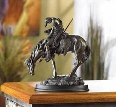 31044 Accent Plus The End of the Trail Horse Figurine - $29.50