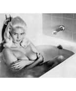 JAYNE MANSFIELD ACTRESS MOVIE STAR & SEX-SYMBOL PIN UP 8X10 PHOTO POSTER PIC - $16.00