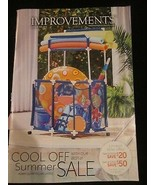 IMPROVEMENTS CATALOG SUMMER SALE 2017 COOL OFF SUMMER SALE BRAND NEW - $9.99