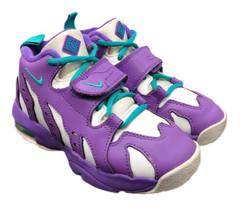Nike Air DT Max '96 GS 616502 Basketball Running Shoes Purple Venon Kids... - $58.79