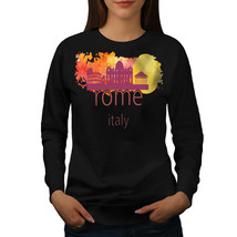 Rome View Jumper Tourism Women Sweatshirt - $18.99