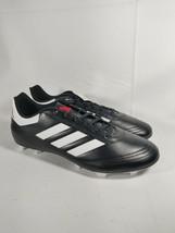 Adidas Goletto VI FG Men's Soccer Cleats AQ4281 Black and White size 12 - $29.69