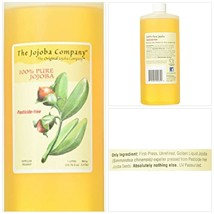 HOBACARE Jojoba Oil, 33.76 FZ - $65.22