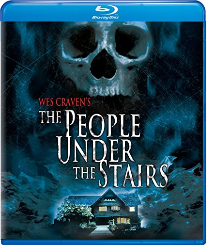 The People Under the Stairs [Blu-ray] (1991)