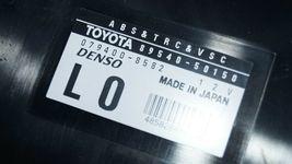 Lexus LS430 ABS TRC VSC Control Module 89540-50150 image 3