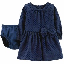 Just One You by Carter's Infant Girls Special Occasions Dress Size 6M NWT - $11.04