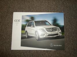 2014 MERCEDES BENZ GLK Class Sales Brochure Manual FACTORY OEM BOOK 14 DEAL - $12.89