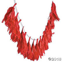 Red Tassel Garland - $8.99