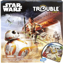 Hasbro Trouble Game: Star Wars Edition - $24.63