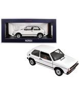 1976 Volkswagen Golf GTI White 1/18 Diecast Model Car by Norev - $106.69