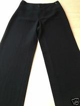 Banana Republic Women's Pants Harrison Fit Black Dress Pants Size 0 X 30 - $23.76