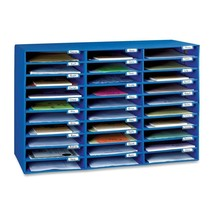 "Pacon Mail Sorter - 30 Pocket(s) - 1.8"" Height x 12.5"" Width x 10"" Depth... - $41.59"
