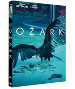Ozark The Complete First Season 1 One DVD Box Set 3 Disc Free Shipping New - $28.40