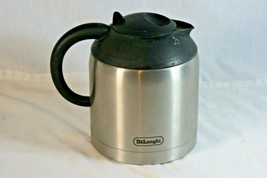 DeLonghi 10-Cup Replacement Thermal Carafe Pot & Lid Stainless Steel DCM485 - $29.95