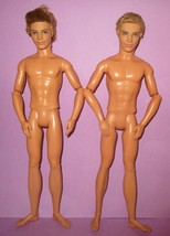 Barbie Fashionistas Fashionista 2011 Jointed Articulated Ken Boy Body Doll Lot - $44.99