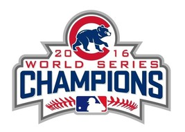 Chicago Cubs World Series  Champions 2016  Decal / Sticker Die cut - $3.46+