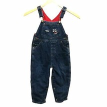Oshkosh B'gosh Toddler Boy's 24 mos Denim Over-All Jumper Pants  - $18.81