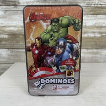 The Avengers Dominoes 28 Piece Set - New - $24.75