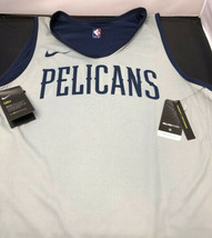 Nike NBA New Orleans Pelicans Team Training Tank 2 Sided AJ4739-419 2XL - $148.50