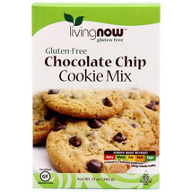 Chocolate Chip Cookie Mix Gluten-Free, 17 oz by Now Foods - $4.67