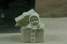 Dept 56 Winter Tales of the Snow Babies Collectable Figurine IN BOX - $13.01