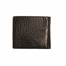 Calvin Klein Ck Men's Leather Wallet Id Billfold With Coin Case Brown 79600 image 5