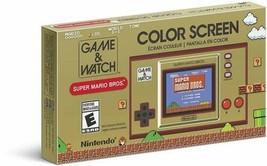 Jeu Et Montre: Super Mario Bros. Pour Nintendo #NXN-001 - $62.47