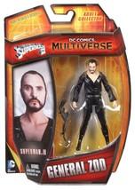 "Mattel DC Comics Multiverse 4"" Basic Figure General Zod (Superman II) (B... - $9.89"