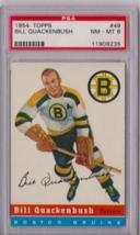 1954 Topps Bill Quackenbush #49 PSA 8 P633 - $246.64