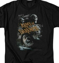 Army Of Darkness t-shirt Retro 80's horror film Ash Williams graphic tee MGM103 image 2