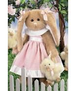 """Bearington Bears """"Danielle & Ducky"""" 14"""" Plush Bunny- #420129 - NEW- 2008 - $39.99"""