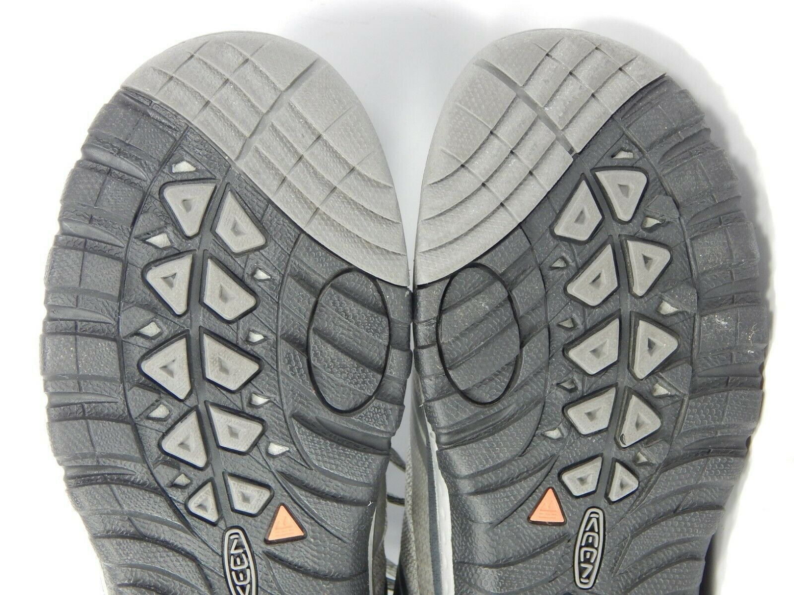 Keen Terradora Niedriges Top Größe 7,5 M (B) Eu 38 Damen Wp Wanderschuhe Grau