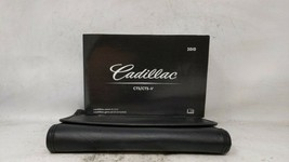 2010 Cadillac Cts Owners Manual 100642 - $44.94