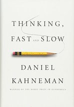 Thinking, Fast and Slow [Hardcover] Kahneman, Daniel - $15.81