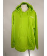 Magellan Outdoors Sz XL Light Green Pullover Hoodie with pockets - $9.89