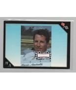 Mario Andretti #2 of 6 - Vette Set #86 - MA - 1991 - Racing Card in Card... - $0.97