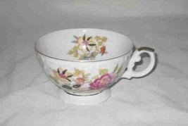 """Beautiful 2 1/4"""" China Cup FLOWERS - $21.14"""
