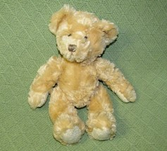 """10"""" UNITED AIRLINES RUSS BERRIE TED THE TEDDY BEAR PLUSH STUFFED ANIMAL ... - $11.88"""