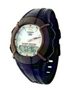 New Casio HD Men's Ana-Digi Watch World Time 10 Year Battery 30 Data ban... - $44.99