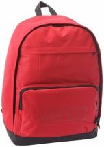 WeSC We are Superlative Conspiracy Cullen Lollipop Red Backpack School Bag NWT