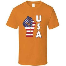 Fight Power Usa T Shirt image 9