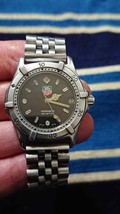 Tag Heuer Swiss Made Automatic SS Boy Size watch 200 water resistant  - $395.01